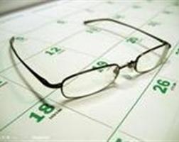 School calendar —— May 2012